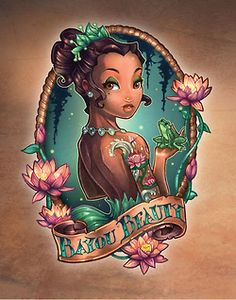 Disney Pin-ups