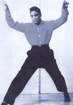Jackie Wilson  I love Jackie Wilson's voice!!