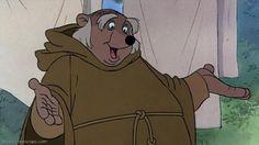 Friar Tuck is the honey badger!!! HAHAHAHA