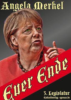 ❌❌❌ Eine funktionierende Demokratie muss wehrhaft sein. Das gilt auch für eine marktkonforme Demokratie, in der nur eine(r) entscheidet. Es kann einfach nicht angehen, dass die Regierungschefin andauernd nur kritisiert wird. Das stört den inneren Frieden im Kanzleramt und führt zu Fehlfunktionen beim Regieren des Landes. Linderung könnte es durch Umerziehungslager für die Kritiker und ewigen Besserwisser geben. ❌❌❌ #Merkel #Kritiker #Umerziehungslager #CDU #Regierung #Diktatur #Opposition