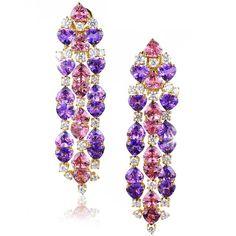 MarinaB Earrings #jewelry #diamonds #jewellery #iconic #timeless #highjewelry #marinabjewelry