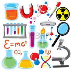 tubo: conjunto de icono de la ciencia material