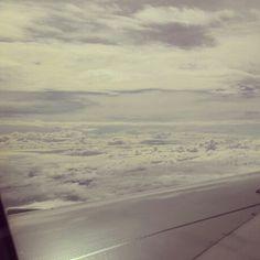 Thank you #airasia for the cheapest and safest trip . I love the cloud #cottoncandy #sabah #malaysia #ilovebeach #solotraveler #travel #beachgirl #beach