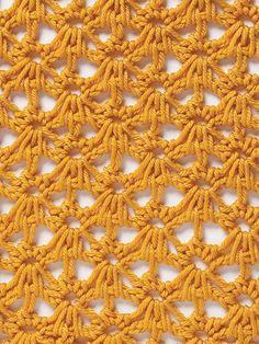 Maggie's Crochet · 50 Tunisian Stitches