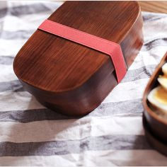 Japanese bento boxes wood lunch box handmade natural wooden sushi box tableware bowl 2J122