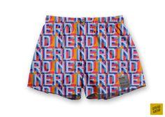 "Unerdwear Nerdies ""100.times {print ""Nerd""}"" #boxers #unerdwear #underwear"