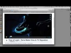 X-Particles - Tree Flow Structures in Cinema 4D Part 001 - YouTube