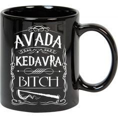 Caneca - Harry Potter - Avada Kedavra