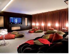#theatre room
