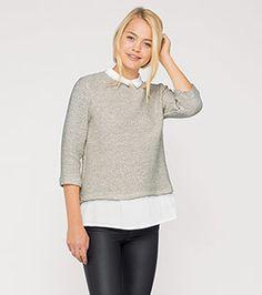 C & A, Kind Mode, Pullover, Sweatshirts, Sweaters, Fashion, Hot Pink Fashion, Lace Cardigan, Moda