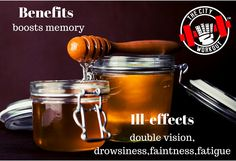 Did you know the pros and cons of honey? #beyourowninspiration #healthyfriday