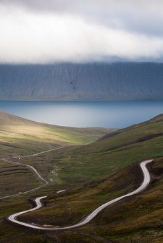 Route 1 (the Ring Road), Iceland