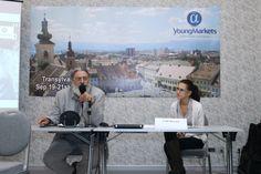 "YM 2012 - Florian Goldstein (Make) and Adina Ardeleanu - ""Bursa"" financial newspaper Finance, Marketing, Economics"