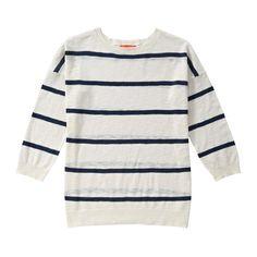 Stripe Light Sweater