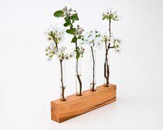 Vase soliflore décoration mariage Vase FLORENCE du par lessandmore, $70.00