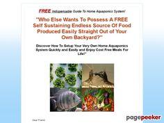 Crucial Home Aquaponics System How To DIY Guide