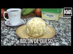 BOLON DE QUESO Fresco, Cooking Ideas, Ecuador, Cheese, Make It Yourself, Youtube, Food, Gastronomia, Meals