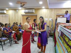 Inter College Mhendi Competition at amroli college 5-08-2015