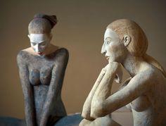 Malgorzata Chodakowska _ http://www.skulptur-chodakowska.de/Skulpturen/skulpturen.html