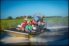 Explore your wild side with Wild Florida Airboat Rides when you #RockYourVacation! Win this thrilling adventure and much more in our contest. Get the details at www.rockyourvacation.com!