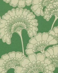 signatureprints.com.au  Japanese Floral in borderline blue by florence Broadhurst #lifeinstyle #greenwithenvy