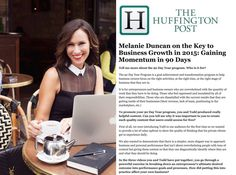 I'm incredibly honored to be featured in The Huffington Post: http://www.huffingtonpost.com/rosella-lafevre/melanie-duncan-on-the-key_b_6309830.html