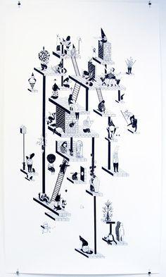 Ink. By Jerome Meynen.