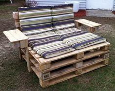 Pallet Furniture Projects | 46 Genius Pallet Building Ideas | RemoveandReplace.com