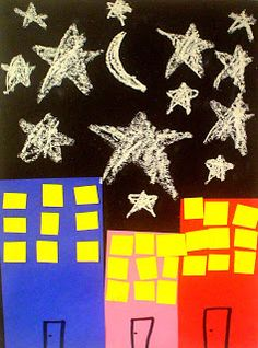 all kinds of great art ideas!!  Lessons from the K-12 Art Room: 1st Grade