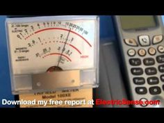http://electricsense.com/1336/is-the-trifield-100xe-the-best-emf-meter/  This video shows the EMFs present around the home..... The Trifield 100XE EMF  meter can measure EMFs from:  - TVs  - Microwave ovens  - Electric ovens  - Compact fluorescent light bulbs  - AC/DC transformer units  - Electric clock radios  - Sony Playstation3  - Hairdryers  - Electric razor  - Cordless DECT telephone  - Laptop computer  - Nintendo Wii, etc. #emf
