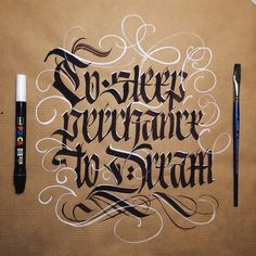 DEAR LORD! ... Work by sevenseventyfive Follow our Twitter: @goodtypography #poscapens #poscapensideas #poscapenspaintings