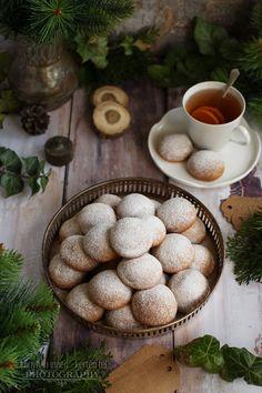 Lekváros-mézes puszedli Almond, Stuffed Mushrooms, Food And Drink, Vegetables, Stuff Mushrooms, Almond Joy, Vegetable Recipes, Almonds, Veggies