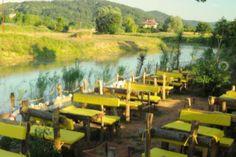 Façiba & Deha Pansiyon & Restaurant'tan, Şile Nehri Kenarında İftar Yemeği