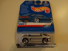 1998 HOT WHEELS F.E. DEORA II 5 OF 36  #HotWheels