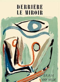 Bram Van Velde - Derriere Le Miroir N°43