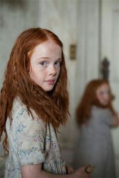 Image discovered by Just e! Find images and videos about girl, beautiful and gif on We Heart It - the app to get lost in what you love. The Thirteenth Tale, Find Image, We Heart It, Long Hair Styles, Beautiful Gif, Red Heads, Films, Movies, Inspiration