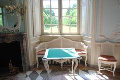Schloss Clemenswerth tafeltje open