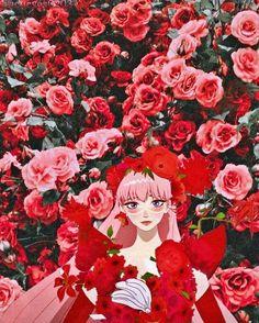Anime Princess, Disney Princess, Belle Cosplay, Aesthetic Gif, Disney Characters, Fictional Characters, Manga, Cosplay Ideas, Painting