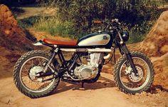 Yamaha SR500 By Rocket Motorcycles