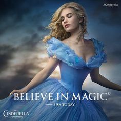 Give us your 3 word review of #Cinderella!