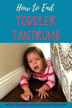 Pin Now! How to End Toddler Tantrums with These 6 Easy Steps. Come and get some tips on how to diffuse those horrible tantrums your toddler is throwing all too often. Best Parenting Books, Gentle Parenting, Parenting Quotes, Parenting Advice, Peaceful Parenting, Parenting Classes, Parenting Styles, Positive Parenting Program, Positive Parenting Solutions