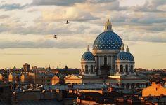 Троицкий собор. Фотограф Катя Малыгина
