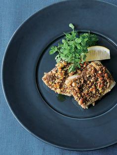 ナッツの仲間、松の実がスパイスの風味にマッチ 『ELLE a table』はおしゃれで簡単なレシピが満載!