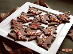 biscuiti de Craciun Gingerbread Cookies, Food And Drink, Sweets, Desserts, Blog, Mai, Gingerbread Cupcakes, Tailgate Desserts, Deserts