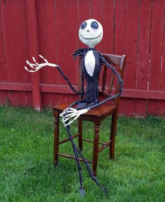 Life Size Jack the Pumpkin King