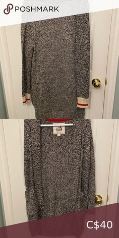 Roots Cardigan Worn once, in perfect condition! Roots Sweaters Cardigans