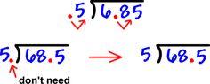 cool math - dividing a decimal by a decimal