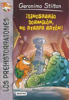 Dinosaurio Dormilon, No Atrapa Raton! / Don'T Wake The Dinosaur