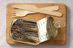 Una selección de originales ideas para aprovechar una lata de sardinas.