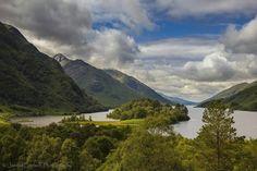 Loch Shiel, Glenfinnan, Highlands